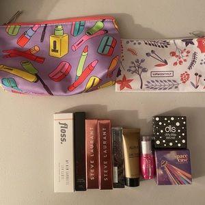 Make up lot Lip Gloss Highlighters
